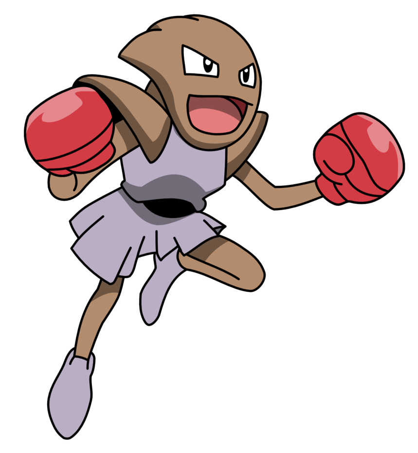 Hitmonchan by Mighty355 on DeviantArt