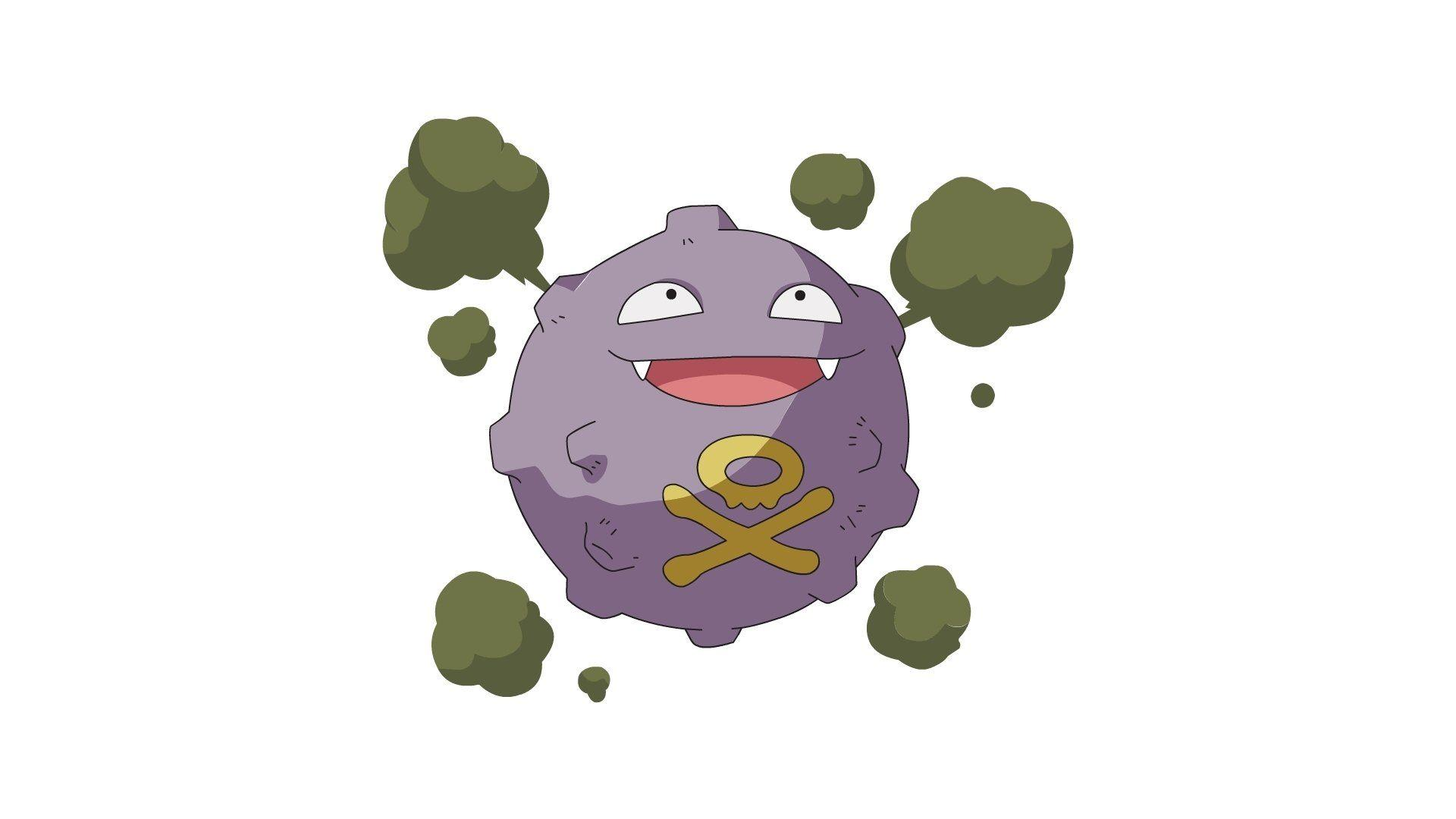 Pokemon Koffing 674753