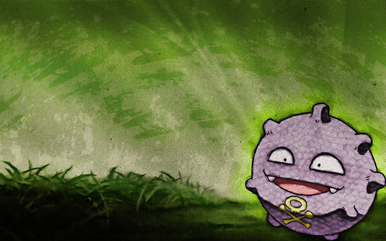 Koffing by TheEmerald on DeviantArt