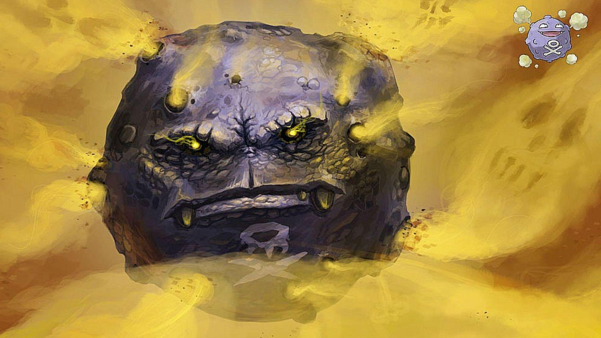 Realistic Koffing Full HD Wallpapers and Backgrounds Image