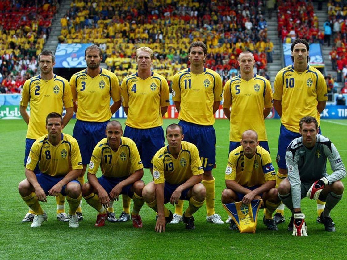 Sweden National Football Team Zoom Background 4