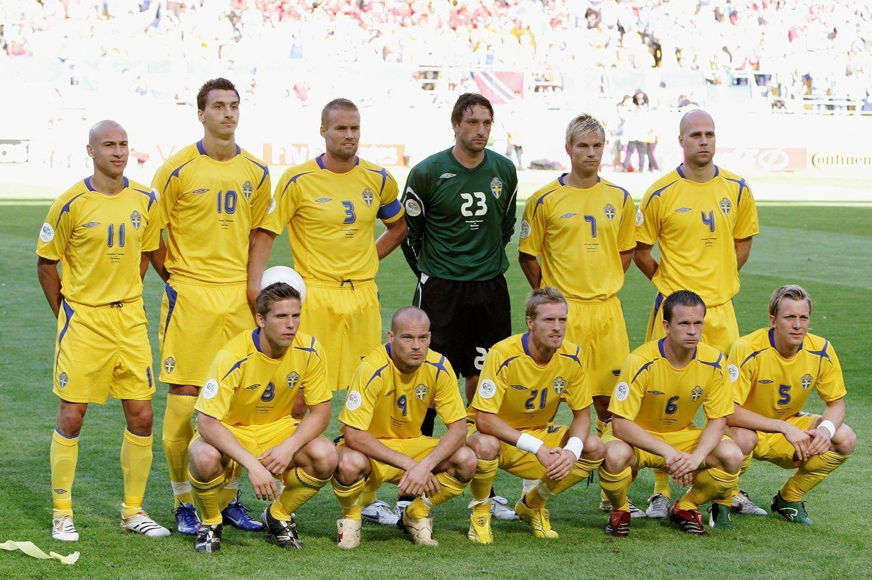 Sweden National Football team Background 6