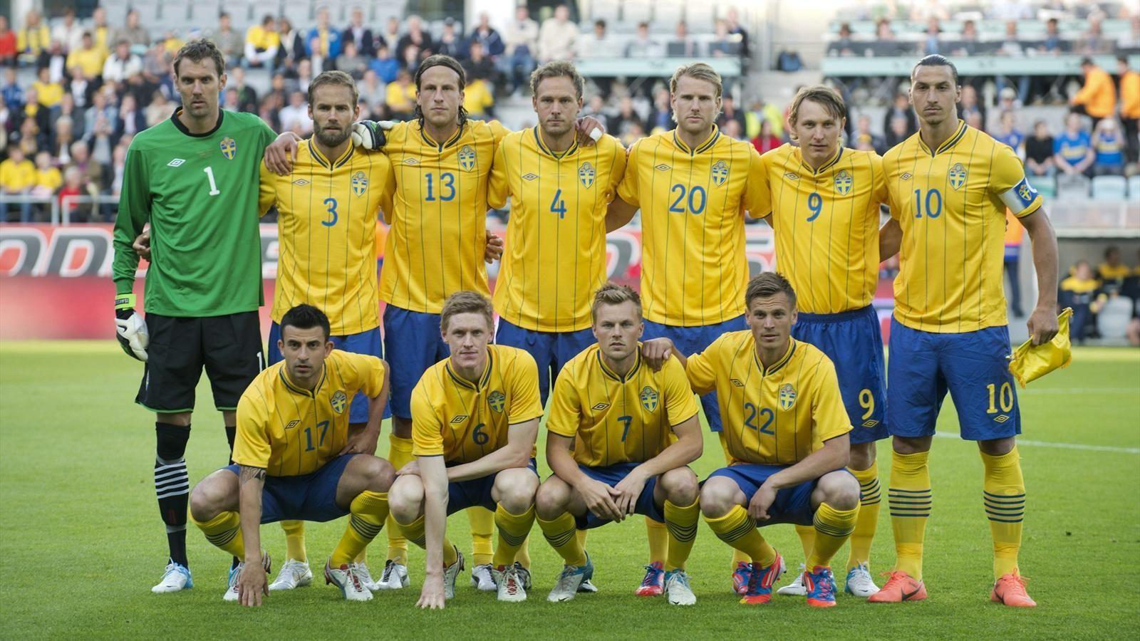 Sweden National Football team Background 8