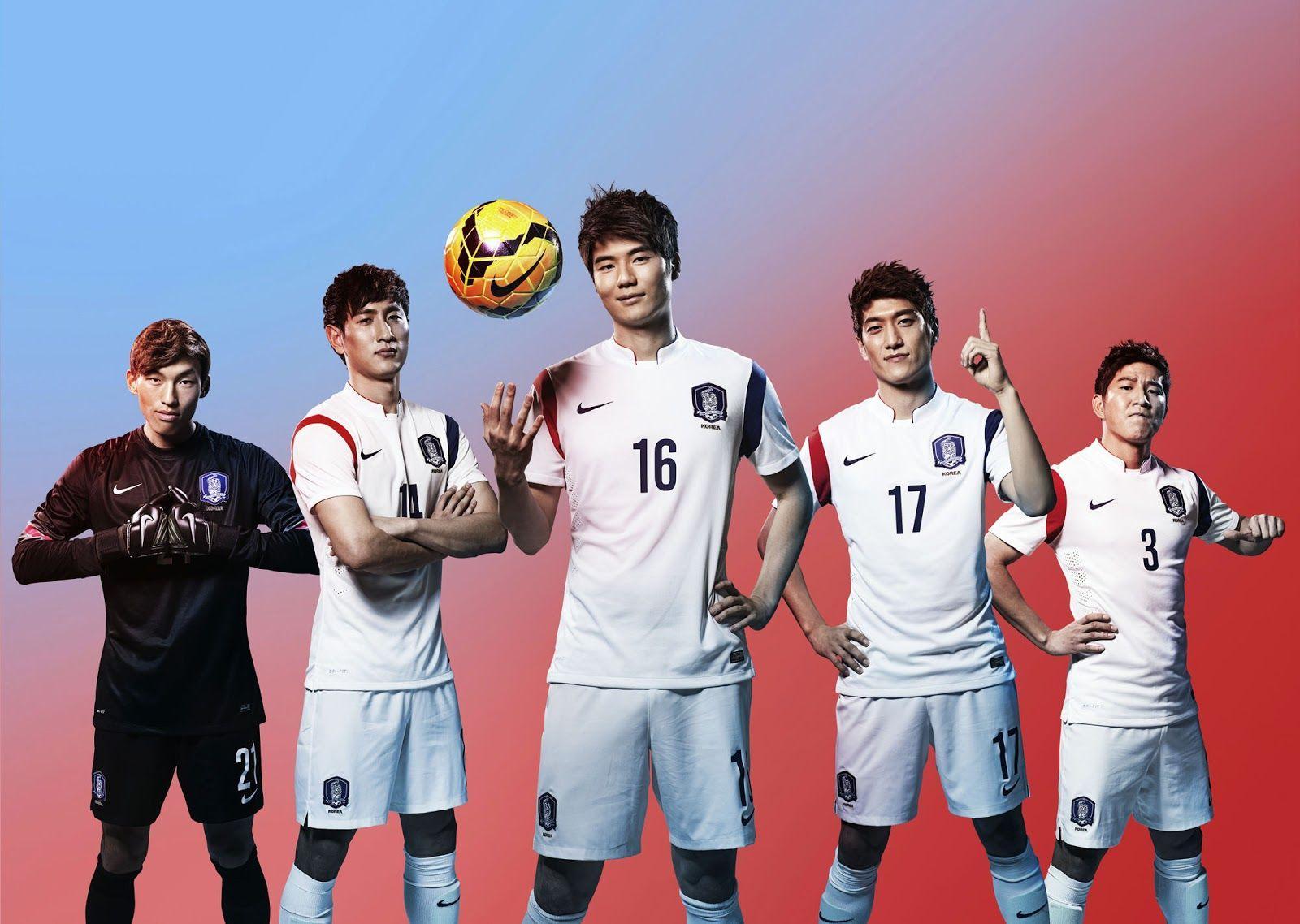 South Korea National Football Team Teams Background