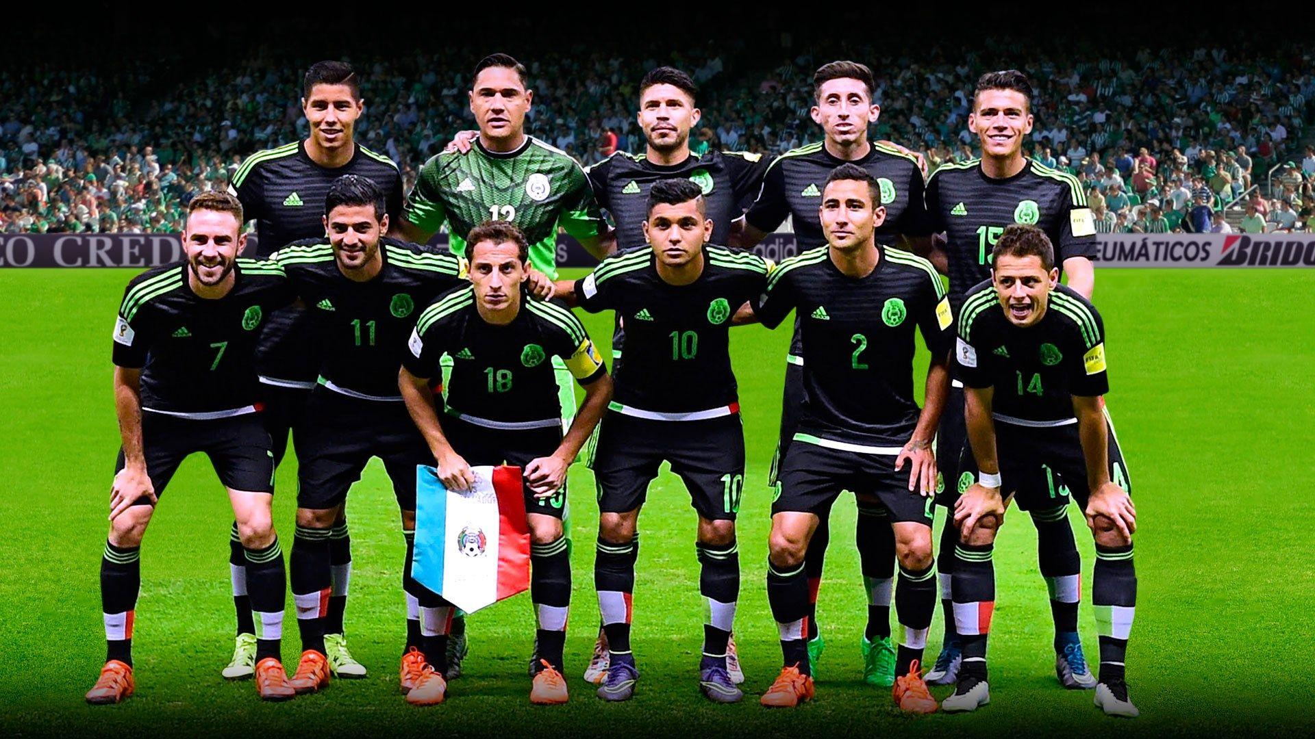 Mexico National Football Team Background 10