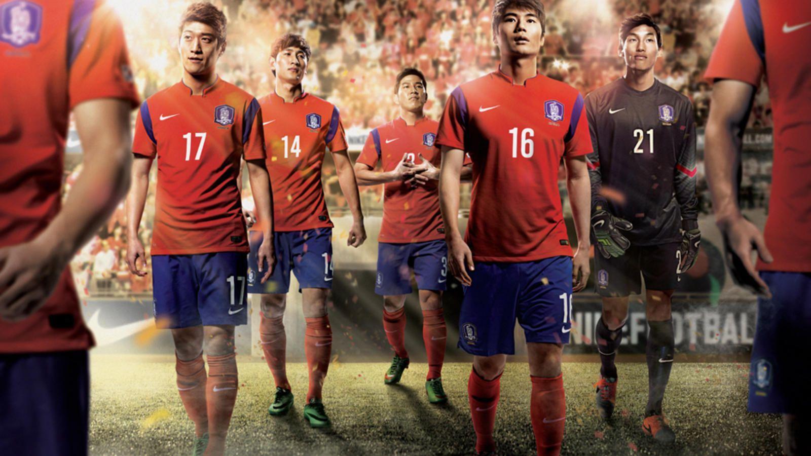 South Korea National Football Team Background 3