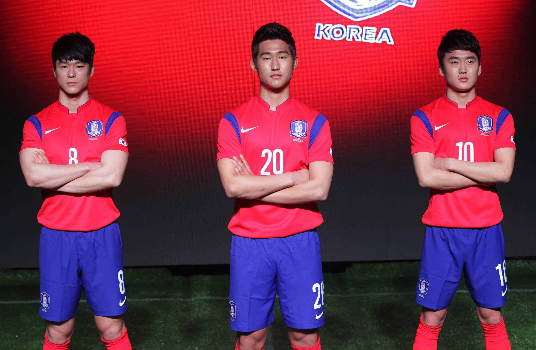 South Korea National Football Background 9