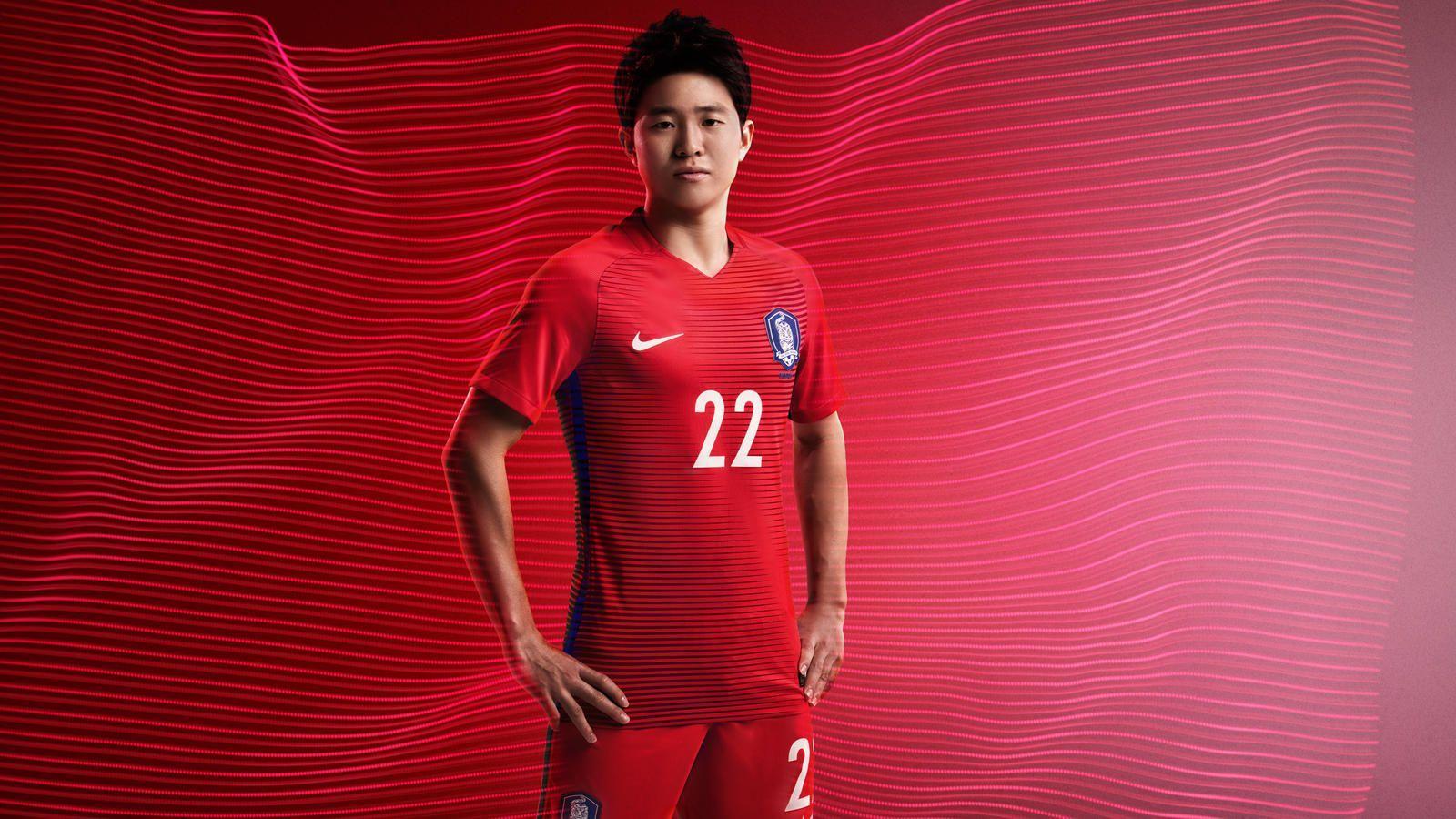 South Korea National Football Background 7