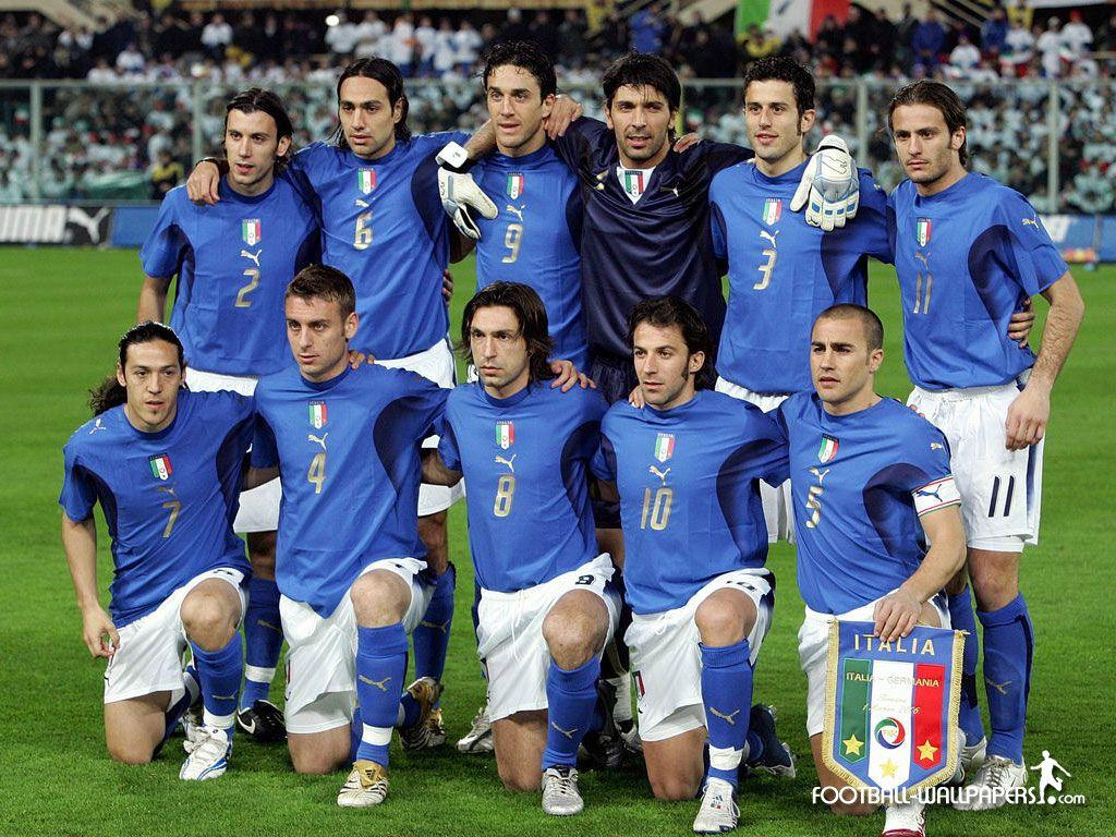Football Unlimited: Italy National Team Wallpapers