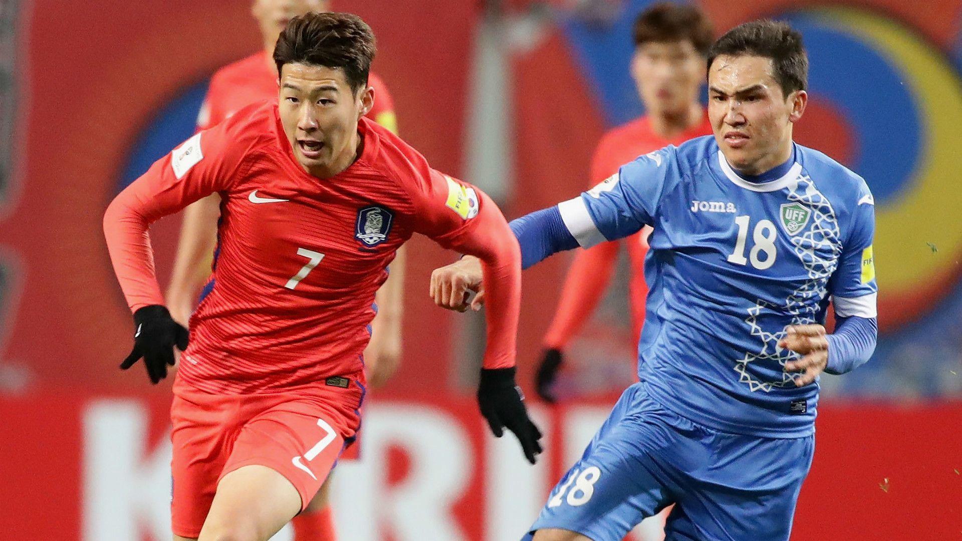 South Korea National Football Background 6
