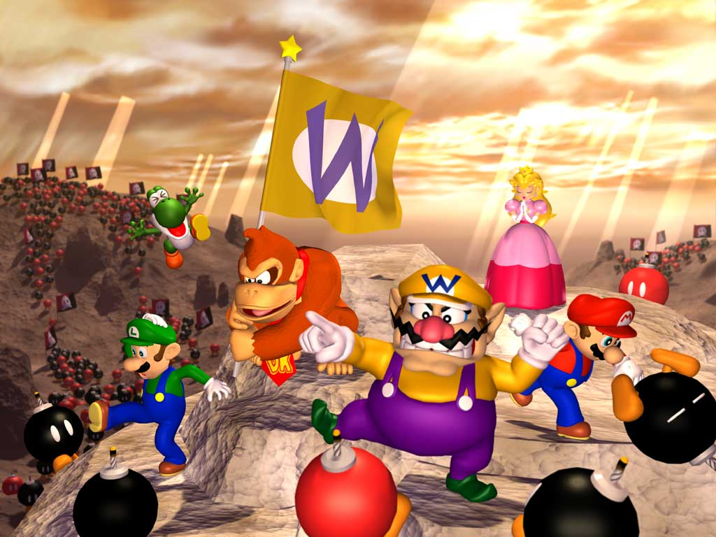 Mario Party Wallpapers - Wallpaper Cave