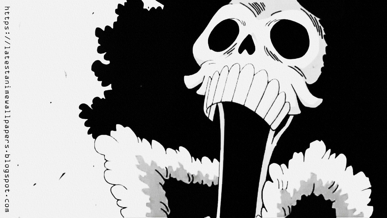 One Piece Brook Wallpapers Wallpaper Cave