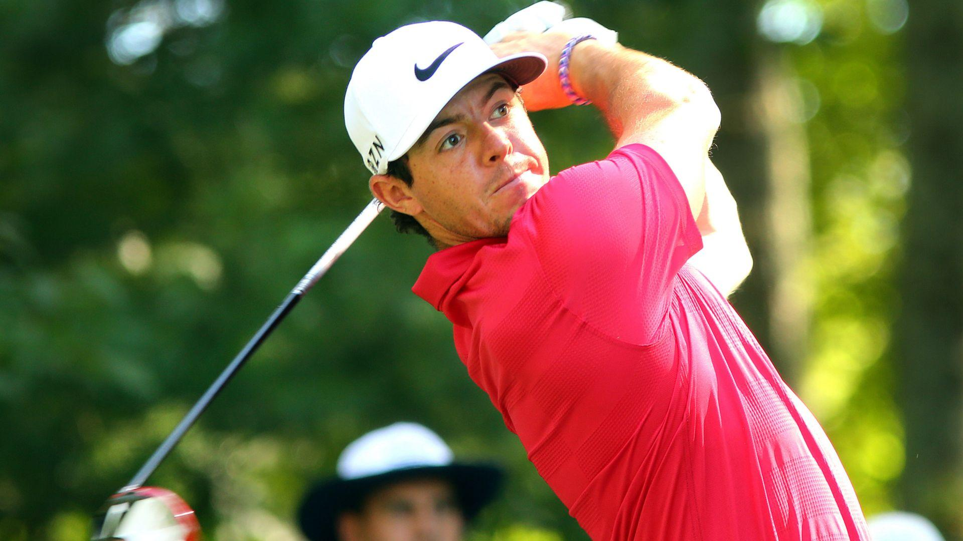 Rory McIlroy Gives Away Nike Driver On Social Media