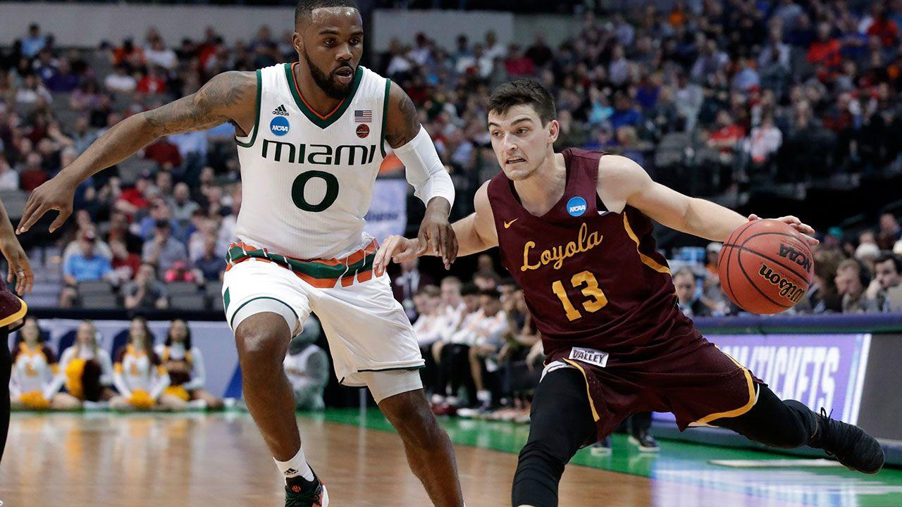 2018 NCAA March Madness Live Blog Loyola Buzzer Beater Provides