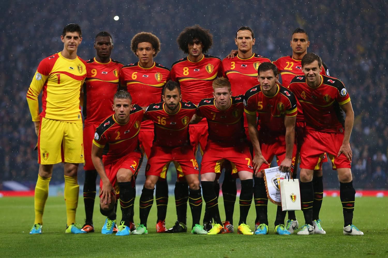 Belgium National Football Team Teams Background 3
