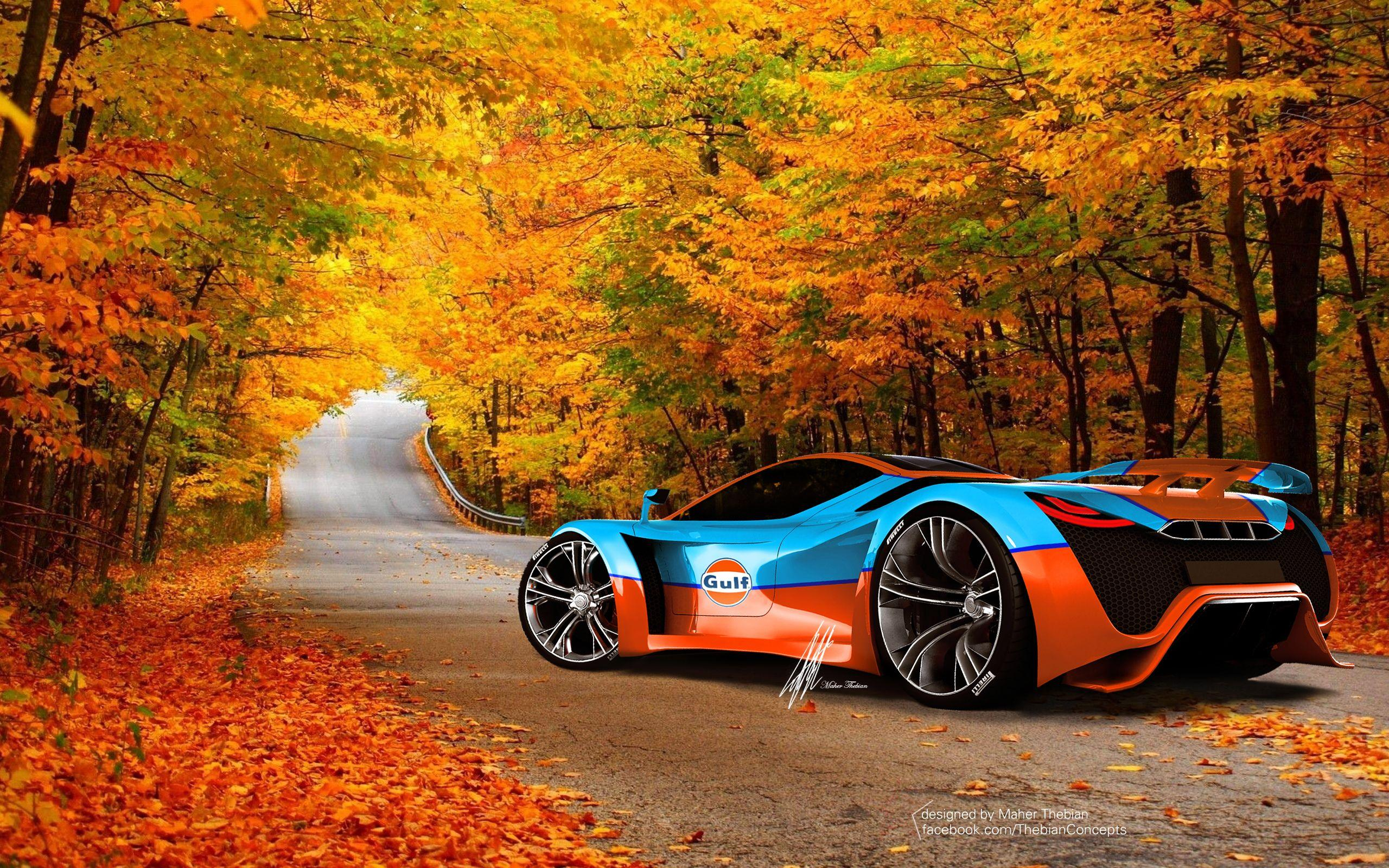Pagani Thawra GULF HD Wallpapers