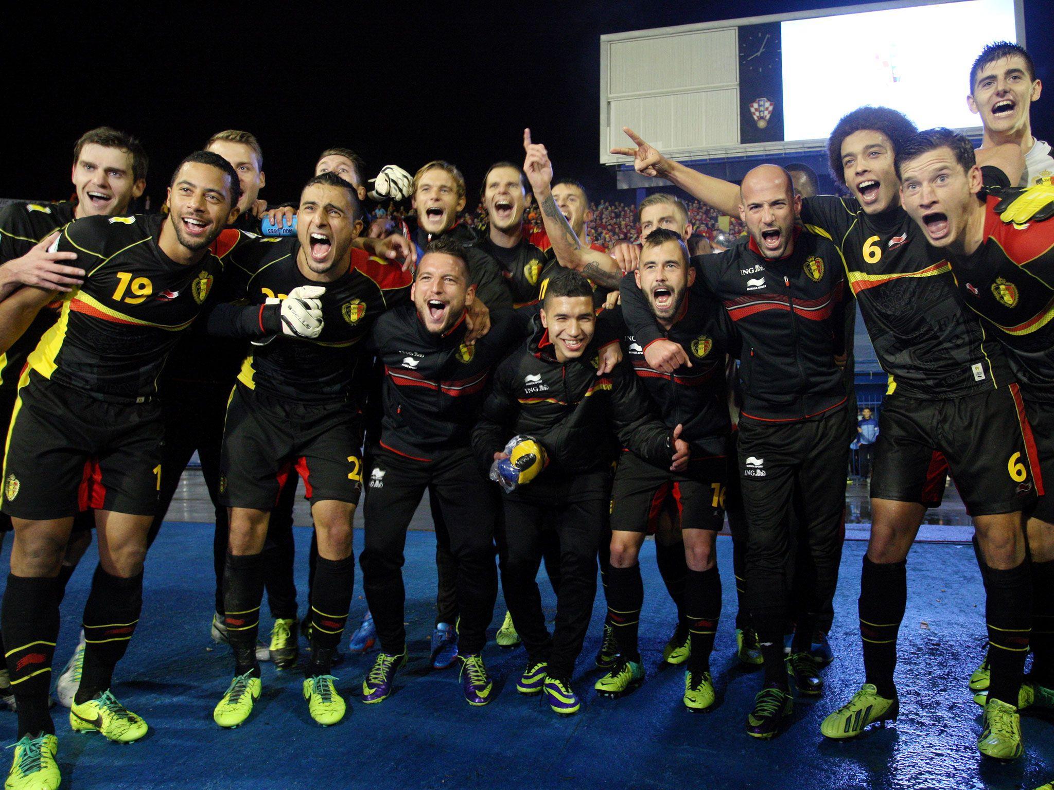 Belgium National Football Team Background 7