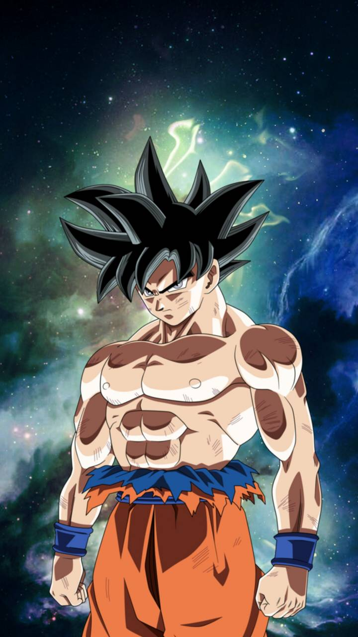 Goku Ultra Instinct wallpaper by DBjerzy • ZEDGE™ - free your phone