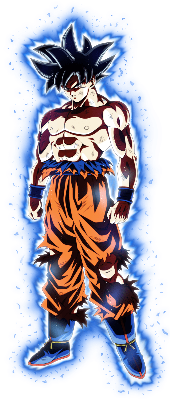 UI Goku by blackflim