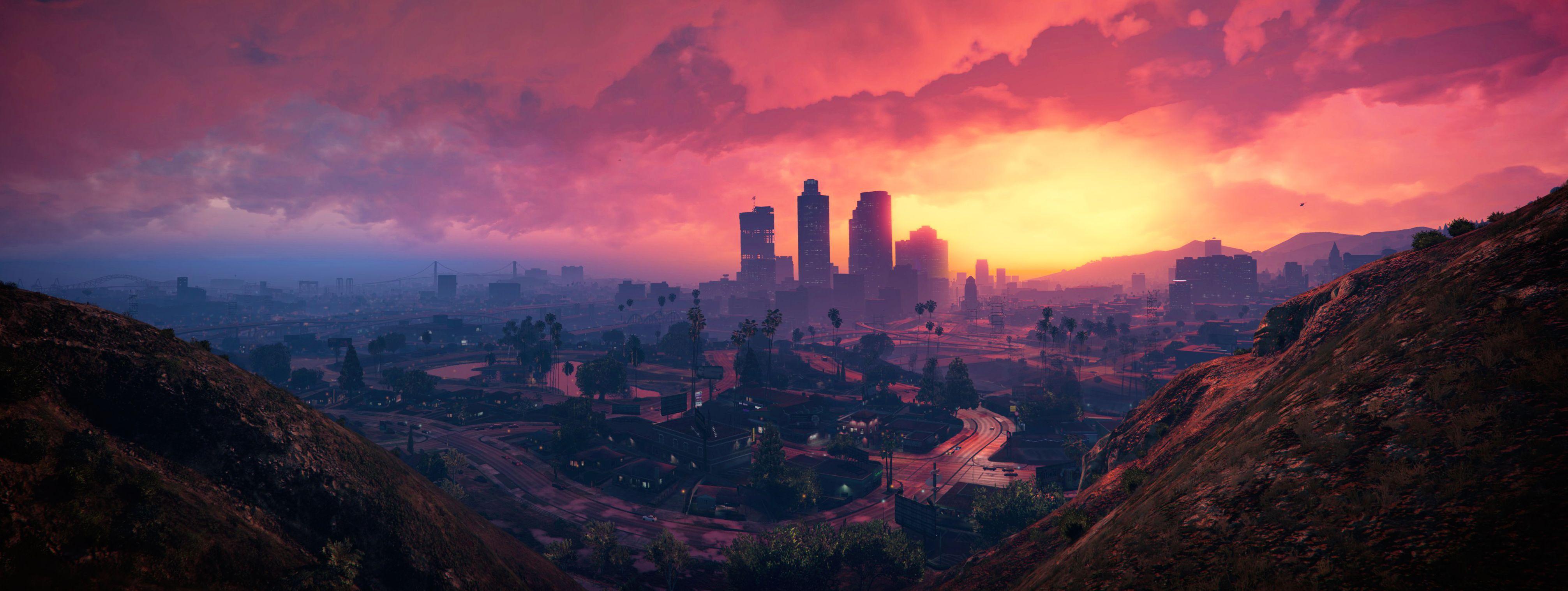 Grand Theft Auto V Hd Desktop Wallpaper High Definition - Gta V ... | 1517x4025