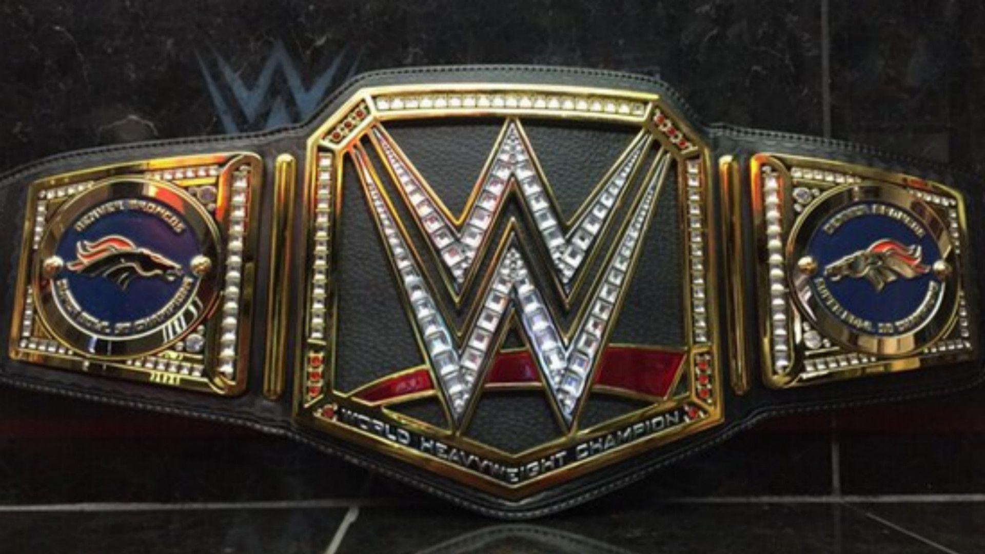 Wwe championship wallpapers wallpaper cave - Title wallpaper ...
