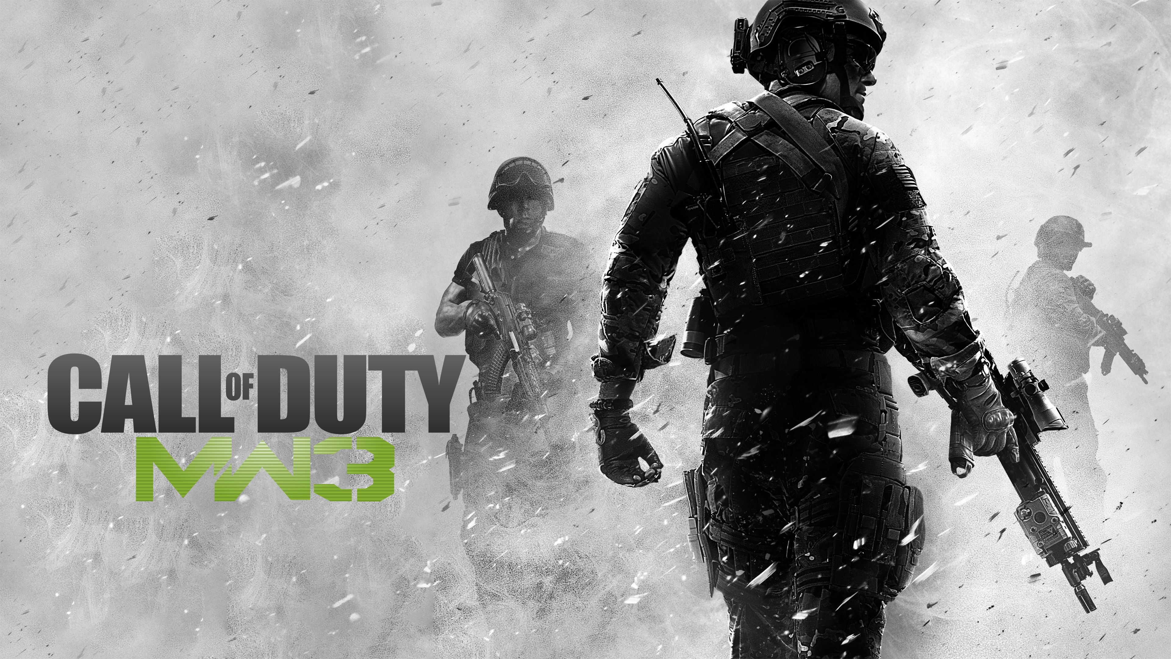 Call Of Duty Mw3 Wallpapers Wallpaper Cave