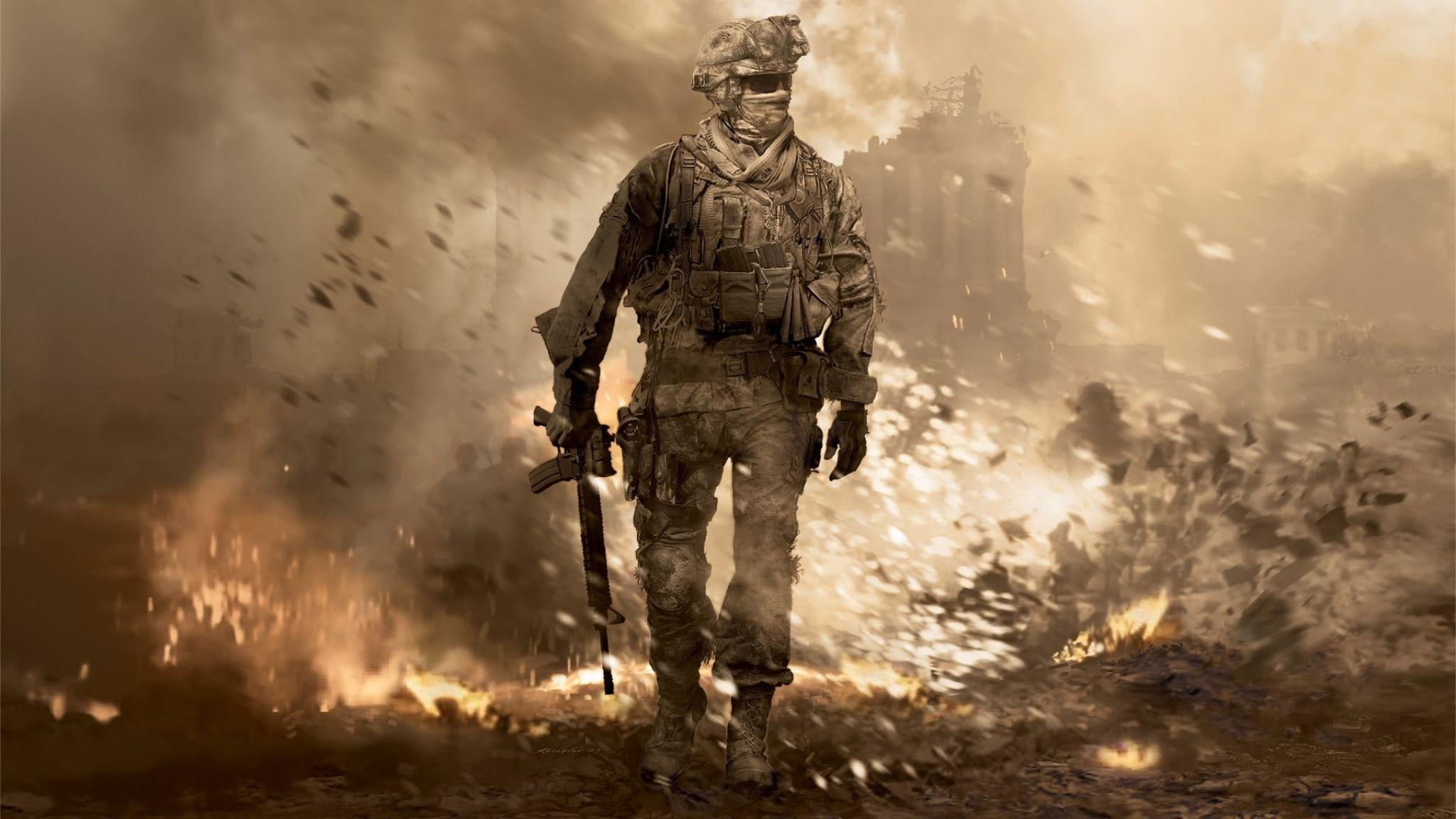 HD Call of duty Wallpapers HD, Desktop Backgrounds 2048x1152 ...