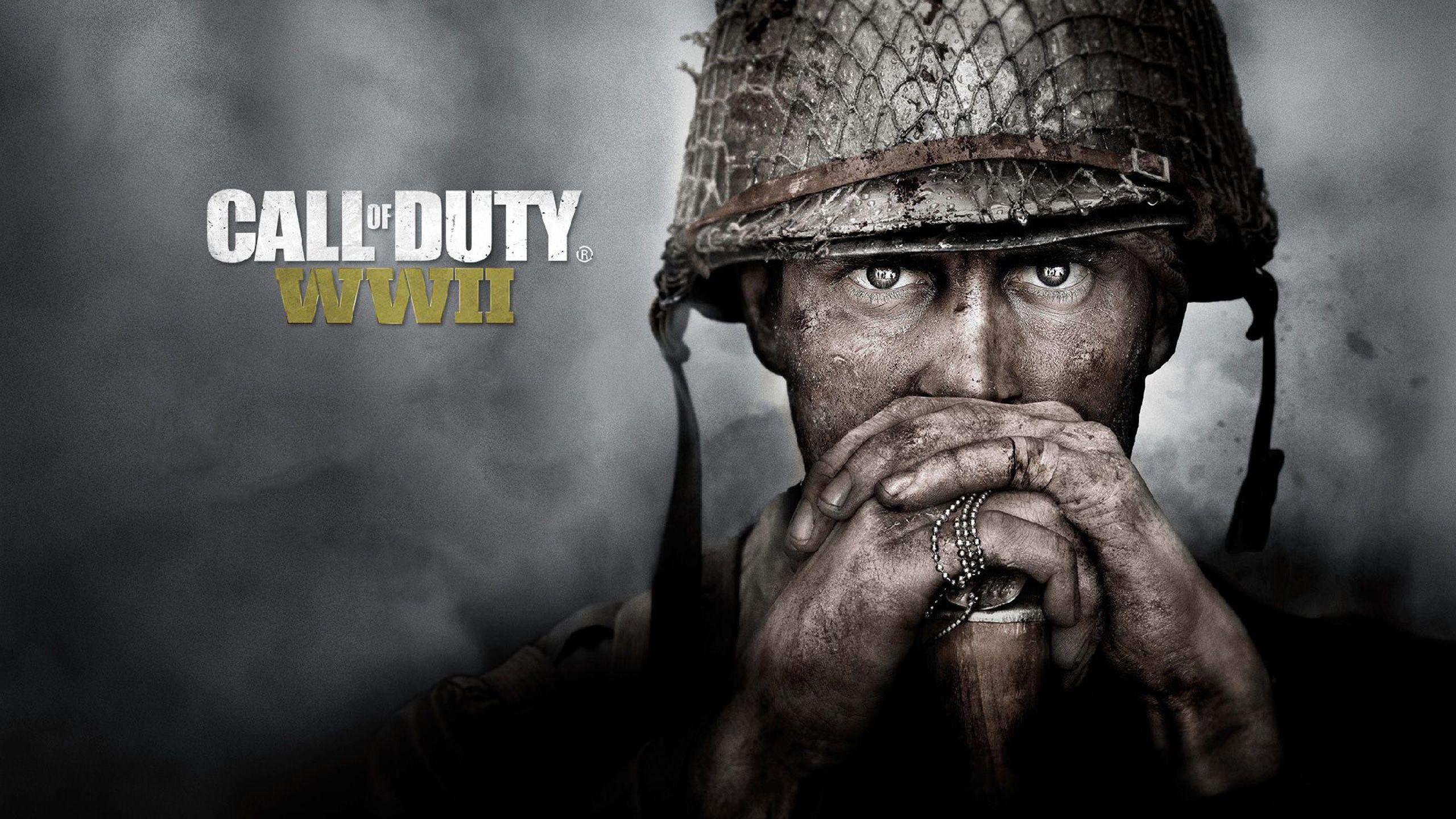 Call Of Duty WWII, HD Games, 4k Wallpapers, Images, Backgrounds ...