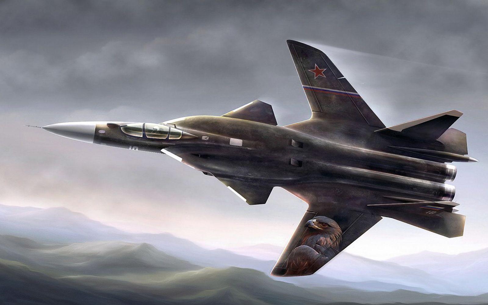 Sukhoi Su-47 Berkut | Fighter Aircraft | Pinterest | Sukhoi su 47 ...
