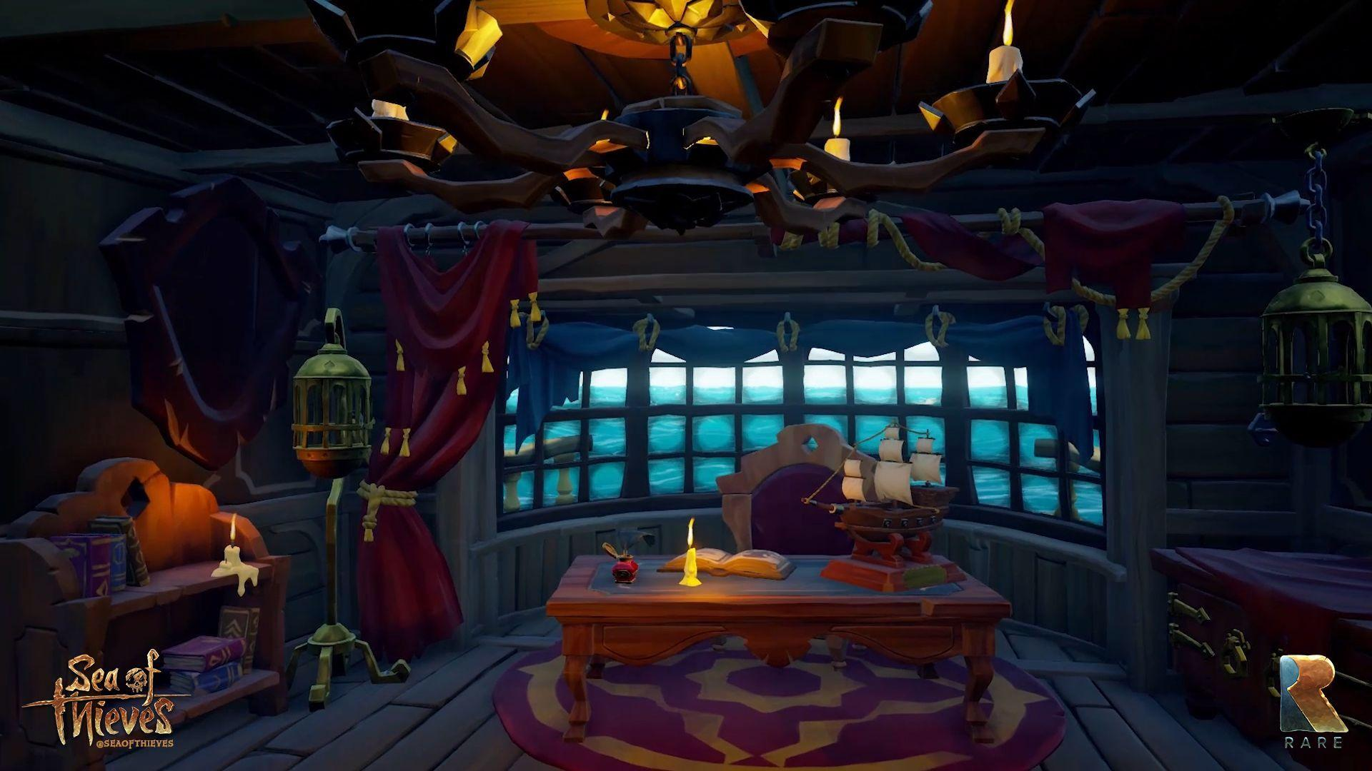 Sea Of Thieves Hd Wallpapers Wallpaper Cave