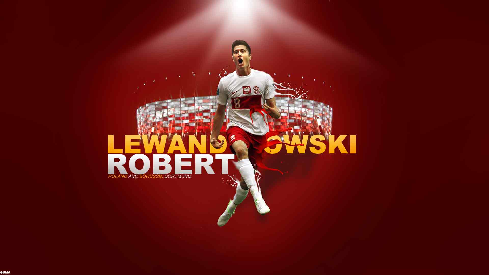 Polish Robert Lewandowski Wallpapers