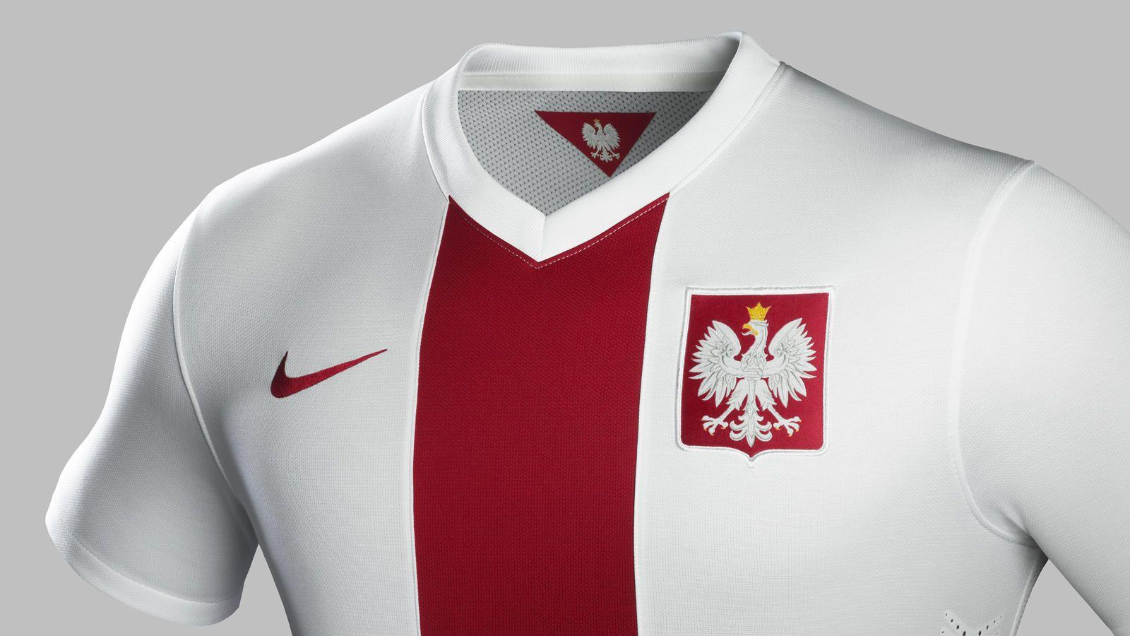 Poland Unveils New National Team Kit with Nike