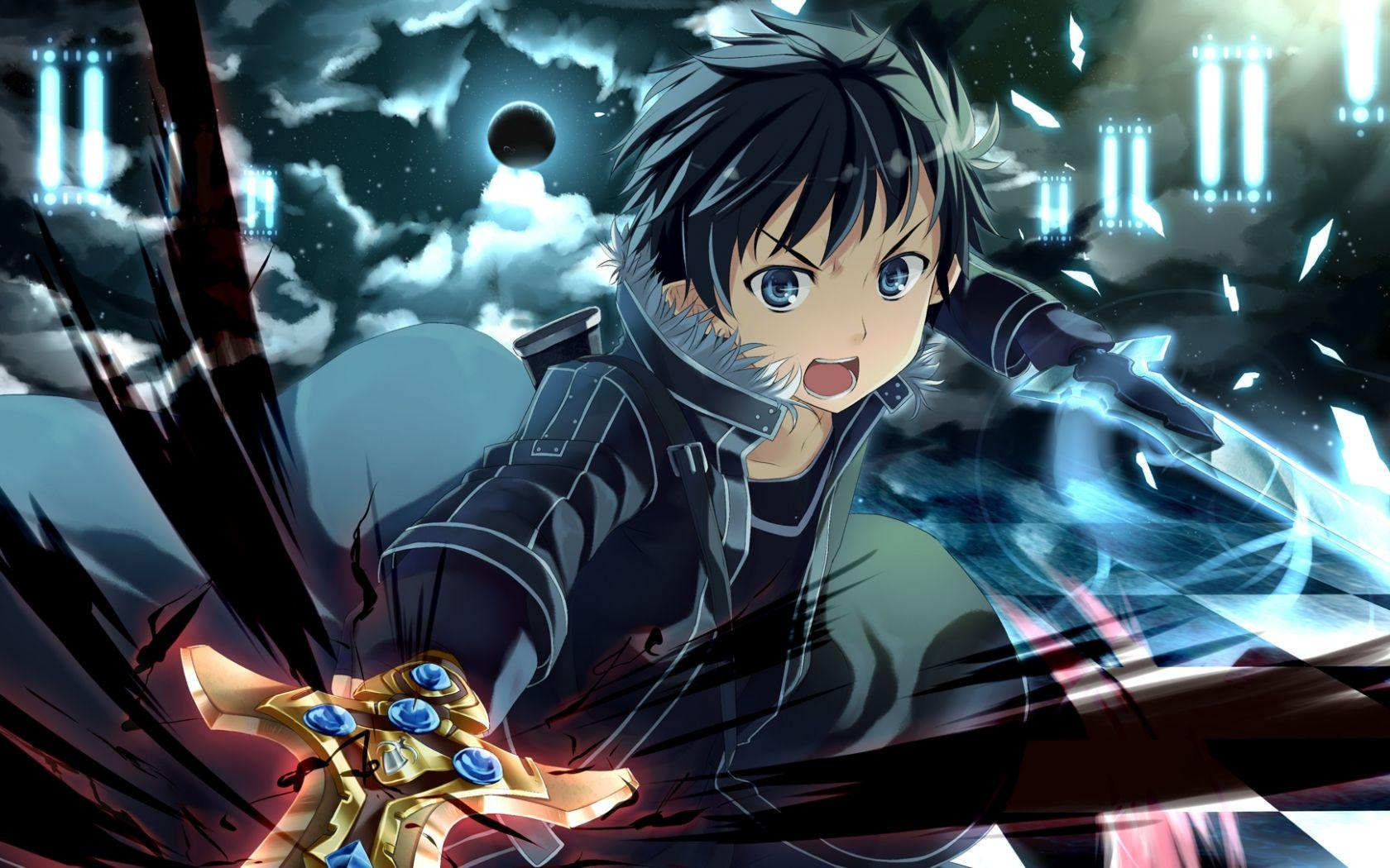 Sword Art Online Hd Wallpapers Wallpaper Cave