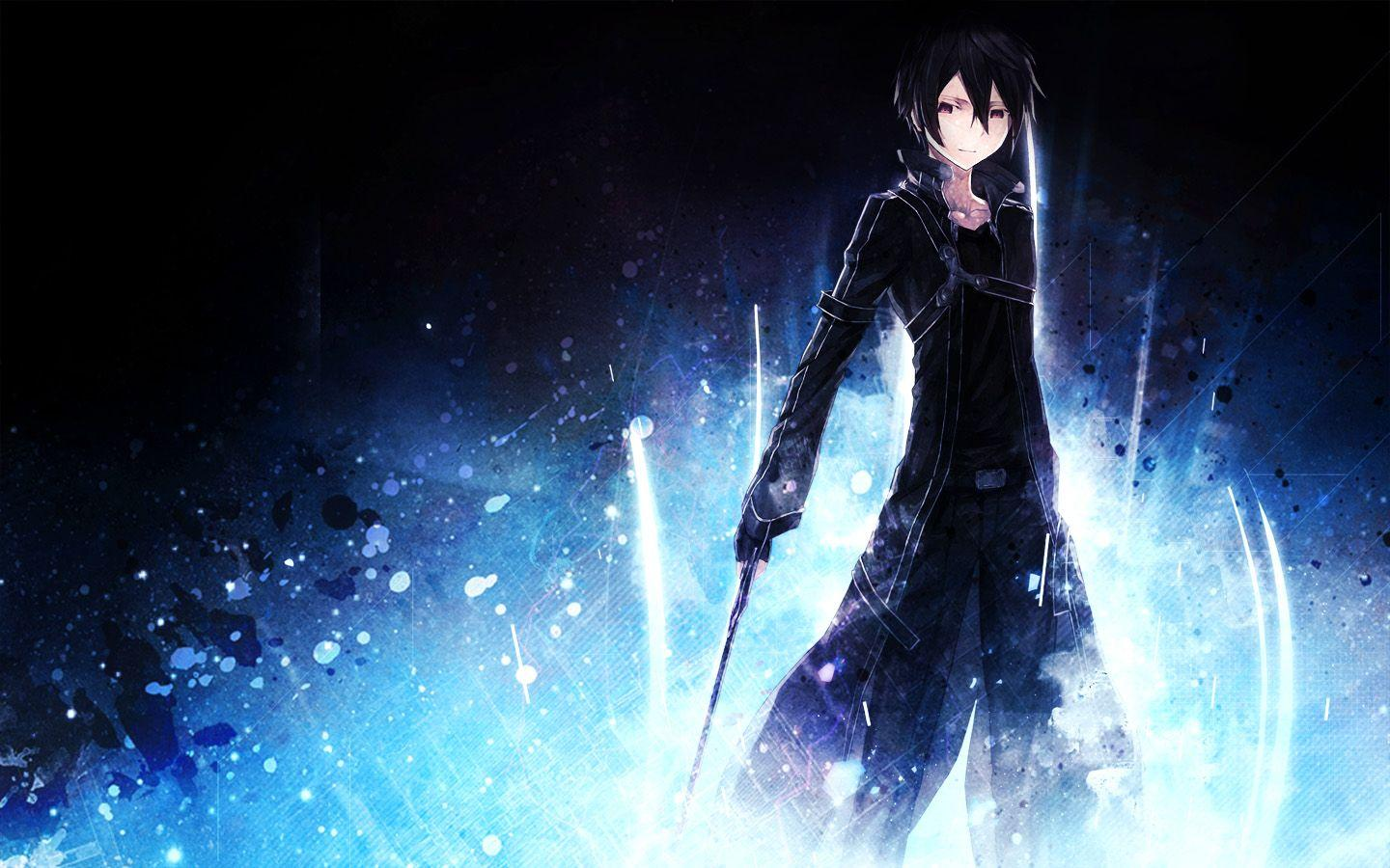 1080p Sword Art Online Kirito Wallpaper Anime Wallpapers