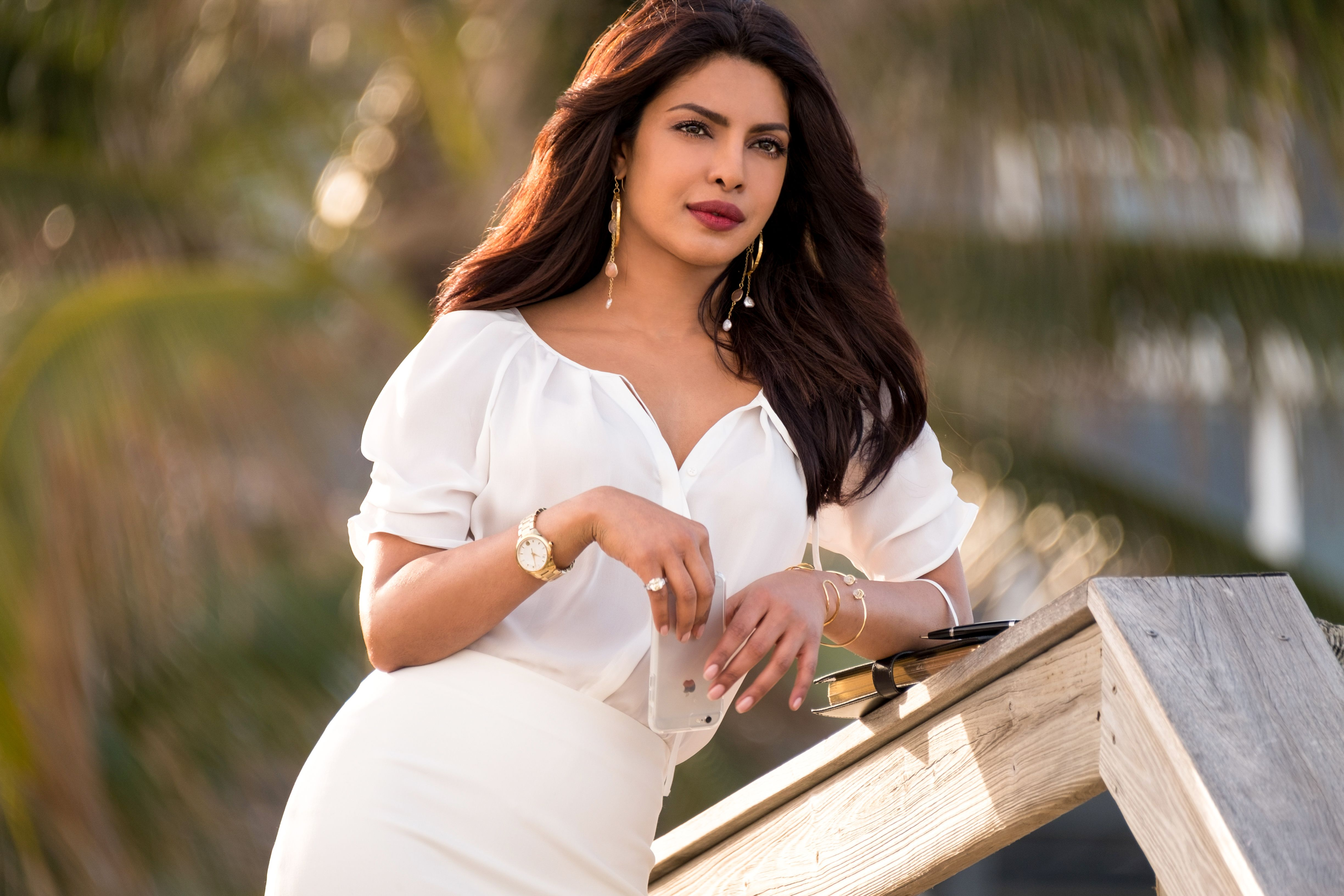 Priyanka Chopra Loves Fight Scenes and Playing the Villain on