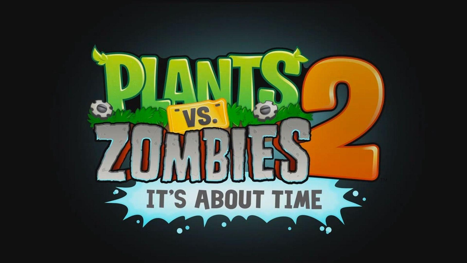 plants vs. zombies 2: it's about time wallpapers - wallpaper cave