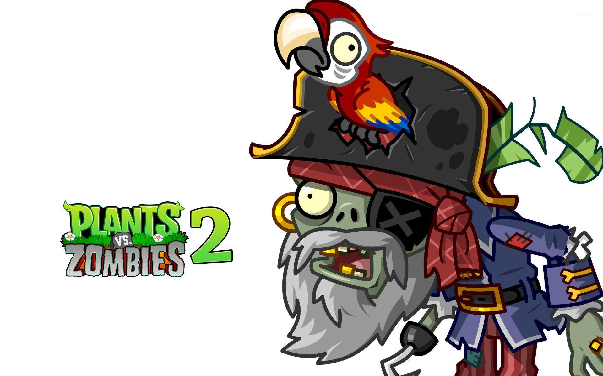 Plant Vs Zombies 2 Wallpaper: Plants Vs Zombies 2: It's About Time Wallpapers