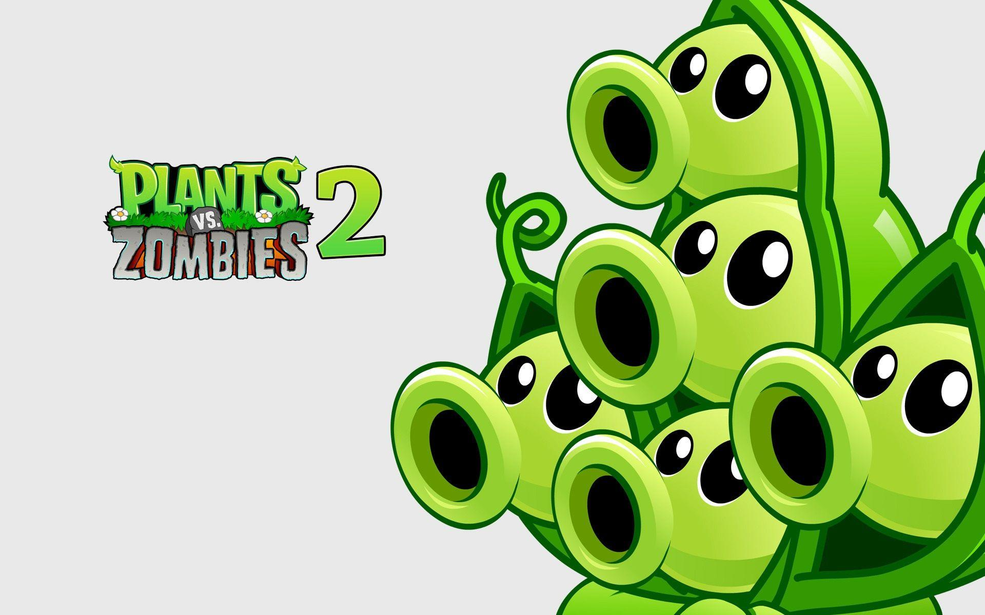 Plants Vs Zombies 2: It's About Time Wallpapers - Wallpaper Cave