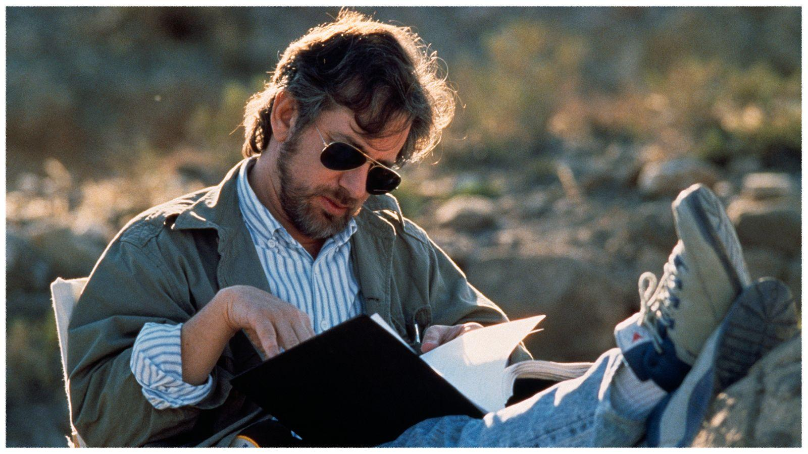 Unlikely Style Icons: Mr Steven Spielberg
