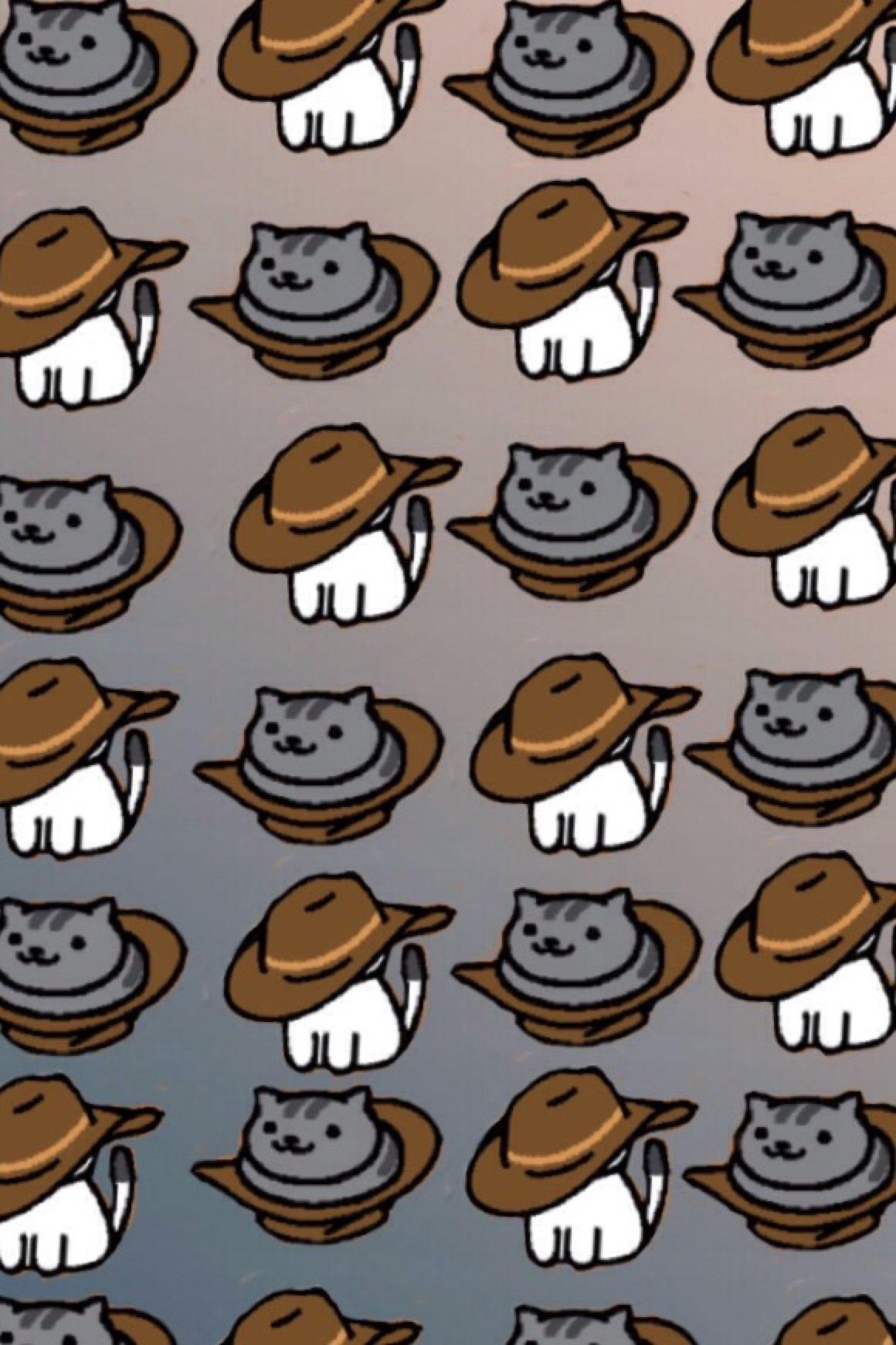 Neko Atsume Wallpapers - Wallpaper Cave