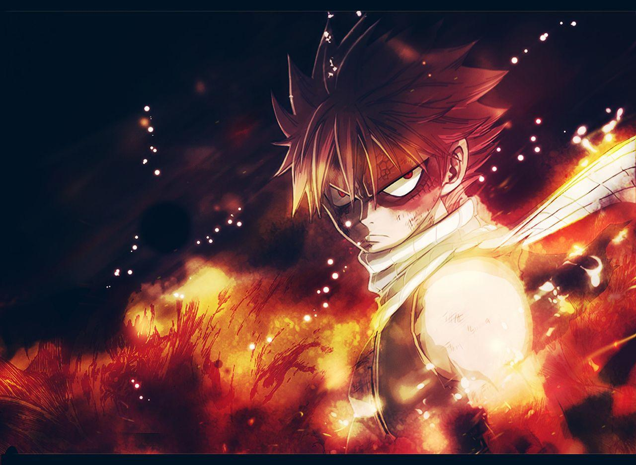 Fairy Tail Anime HD Wallpapers - Wallpaper Cave
