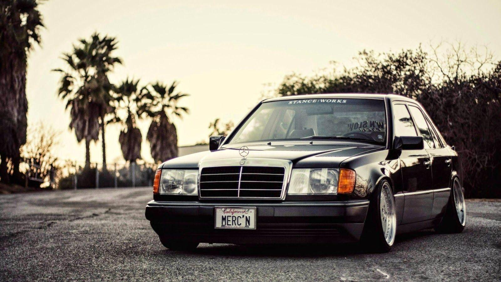 w124 stance | MB W124 | Pinterest | Wallpaper