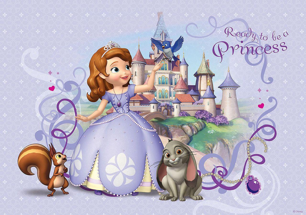 Sofia The First Wallpapers Wallpaper Cave