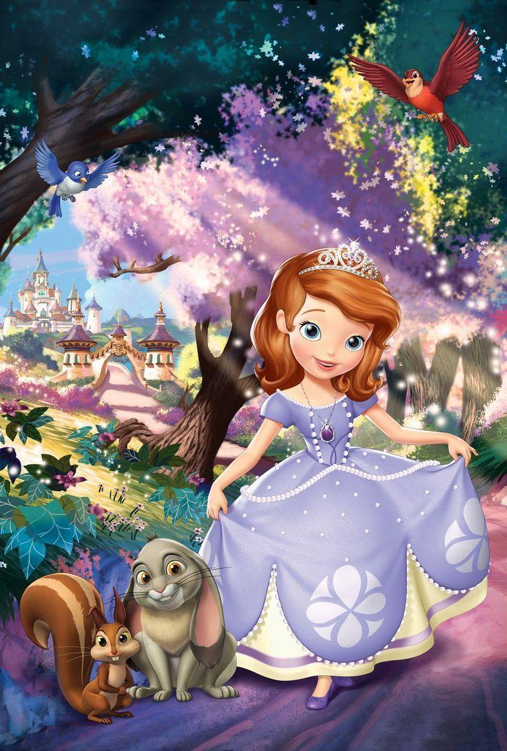 Princess Sofia Wallpapers Wallpaper Cave