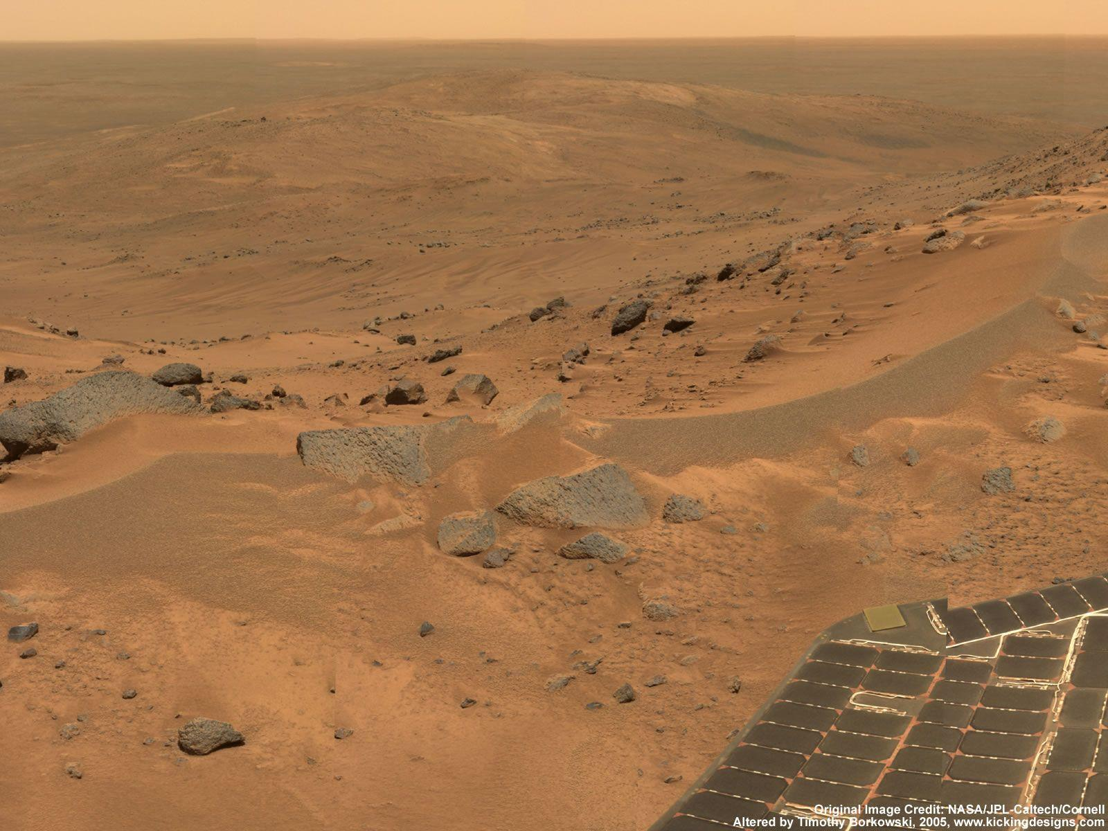 Mars Wallpapers Spirit and Opportunity Photos