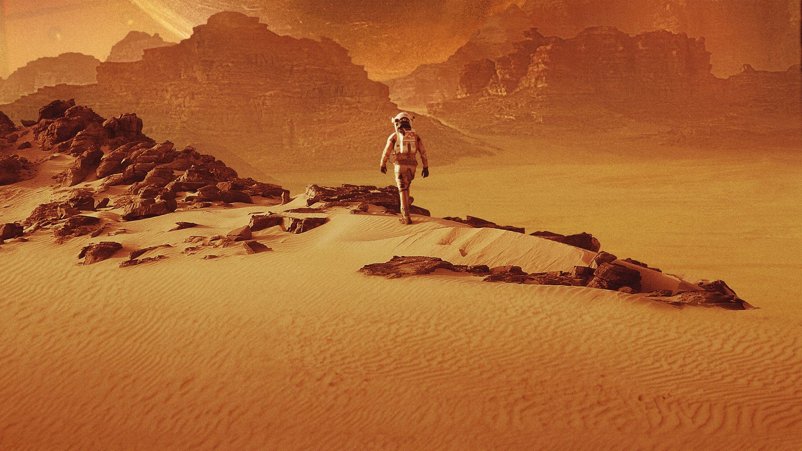 The Martian Wallpapers