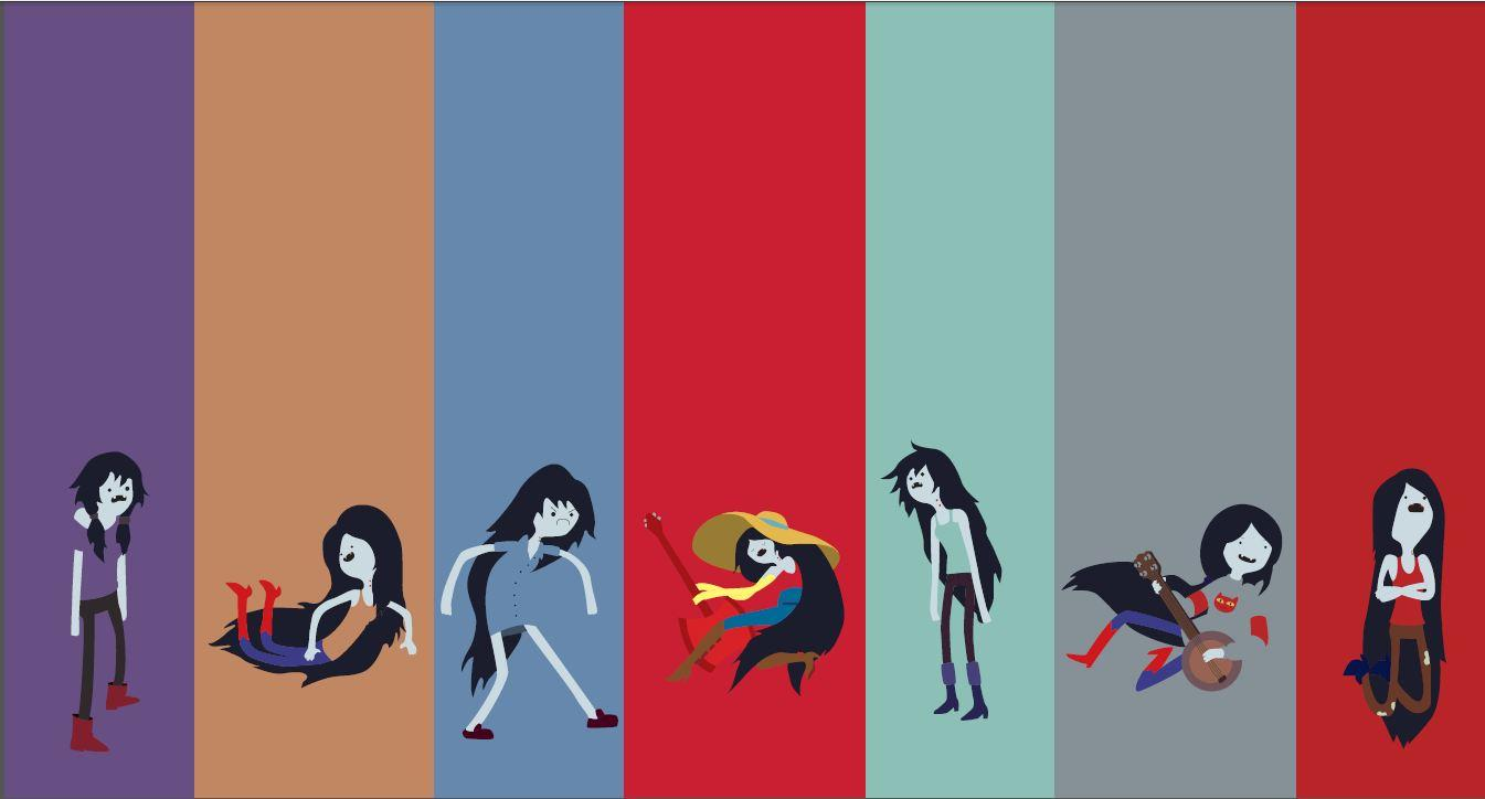 Adventure Time Marceline Wallpapers Wallpaper Cave