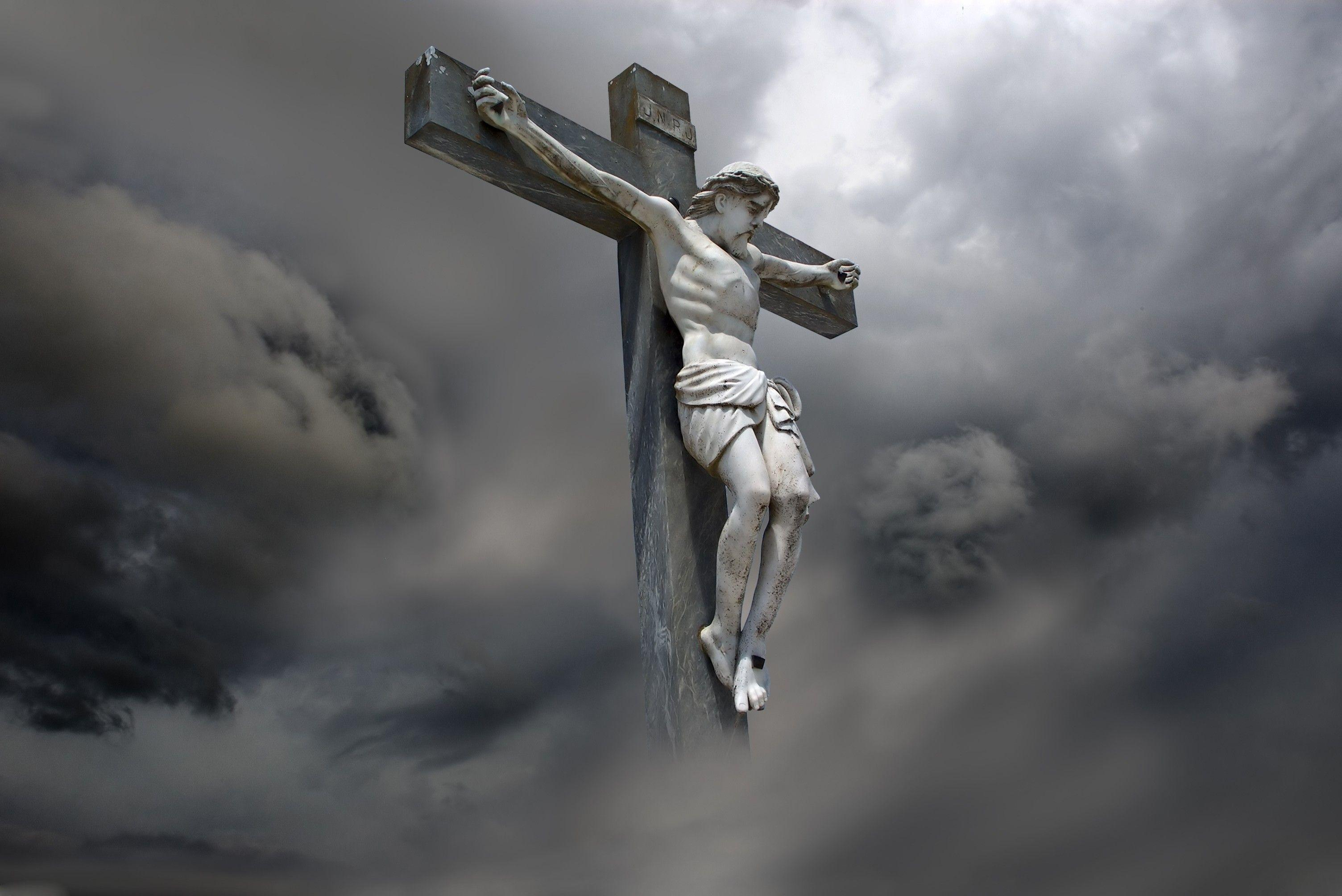Jesus Christ On The Cross Wallpapers