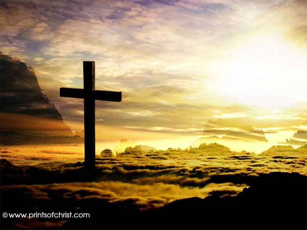 Jesus On The Cross Wallpapers 1024×768 Christian Cross Wallpapers