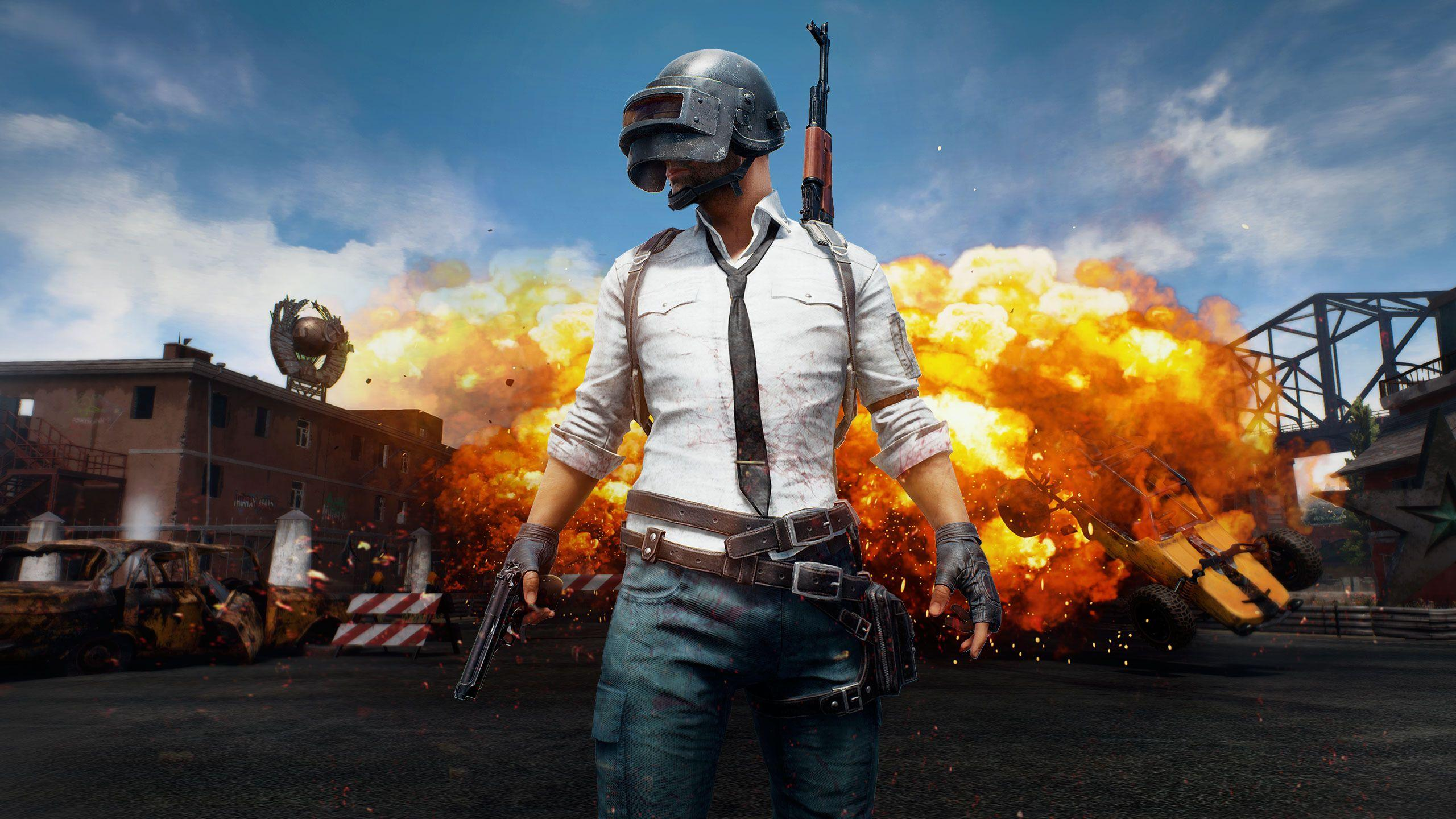 Gambar Pubg Hd Wallpaper: PUBG 4K Wallpapers